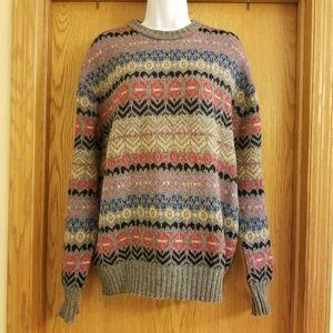 Vintage Wentworth Wool Sweater XL